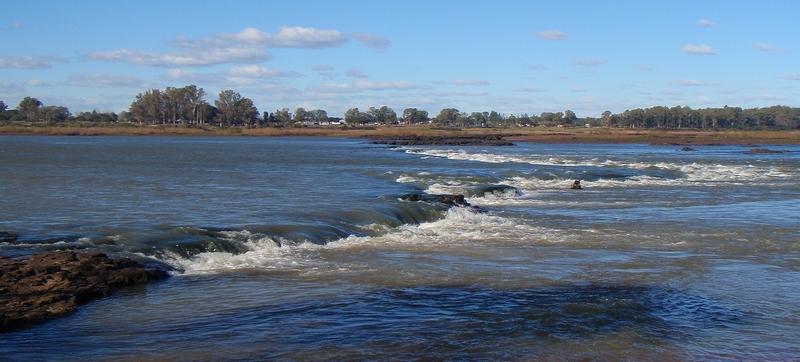 Rio Uruguay Salto Chico