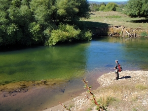 flyfishing argentina