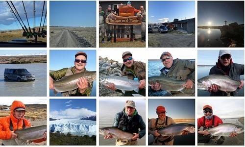 Fliegenfischen in Argentinien