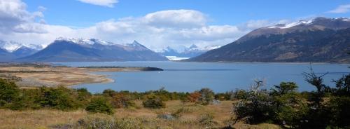 los glaciares fly fishing